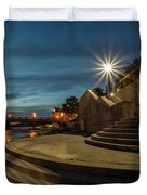 Illuminated Staircase Duvet Cover