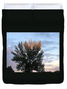 Illuminated Tree Top Duvet Cover
