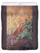 Illuminated Valley II Diptych Duvet Cover