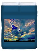 Illunination Duvet Cover