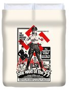 Ilsa - She Wolf Of The Ss 1975 Duvet Cover