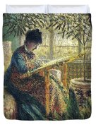 Image 348 Claude Oscar Monet Duvet Cover
