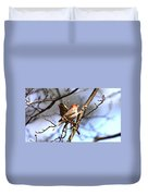 Img_0001 - House Finch Duvet Cover