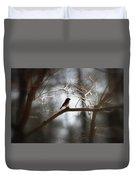 Img_2287 - Eastern Bluebird Duvet Cover