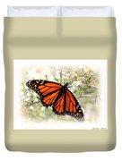 Img_5290-004 - Butterfly Duvet Cover