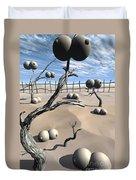 Imm Plants Duvet Cover