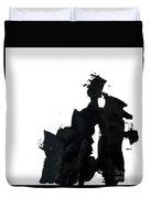 Impasto 1 Duvet Cover