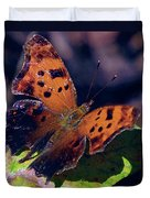 Imperfect Satyr Comma Duvet Cover