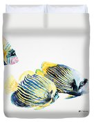 Imperial Angels Duvet Cover