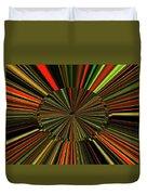 Implosion Duvet Cover
