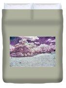 Impresionist Garden Duvet Cover