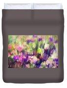 Impressionist Floral Xxxvi Duvet Cover