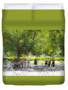 Impressionist Series #2 Duvet Cover
