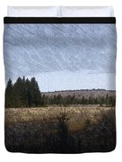 Impressionist Meadow Duvet Cover