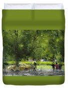 Impressionist Series #1 Duvet Cover