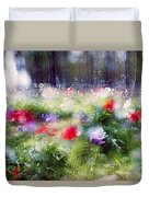 Impressionistic Photography At Meggido 2 Duvet Cover