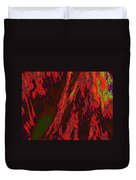 Impressions Of A Burning Forest 10 Duvet Cover