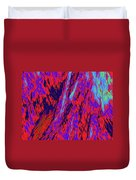 Impressions Of A Burning Forest 16 Duvet Cover