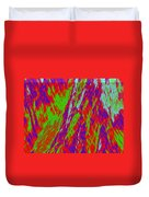 Impressions Of A Burning Forest 17 Duvet Cover
