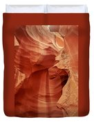 Impressions Of Antelope Canyon 1 Duvet Cover