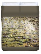 Impressions Of Giverny Duvet Cover