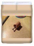Improv Corkscrew Duvet Cover
