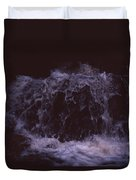 In A Bahian Waterfall Duvet Cover