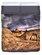 In A Time Gone By Duvet Cover