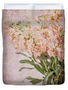 In A Vase #2 Duvet Cover