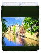 In Bruges Duvet Cover