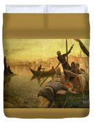 In Cairo Duvet Cover