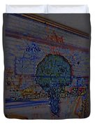 In Color Abstract 4 Duvet Cover