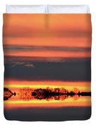 In Color Three  Duvet Cover