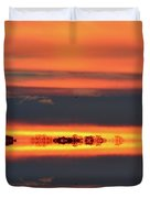 In Color Two Duvet Cover