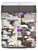 In London Museums 12 Duvet Cover