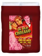 In Old Chicago 1937 Duvet Cover