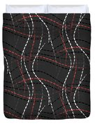 In Stitches Duvet Cover