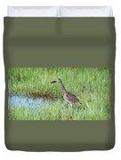 In Tall Grasses Duvet Cover