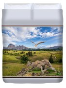 In The Field 27 Duvet Cover