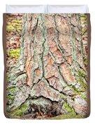 In The Forest Art Series - Tree Bark Patterns 1  Duvet Cover