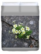 In The Garden Path Duvet Cover