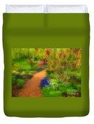 In The Gardens Duvet Cover