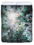 In The Glory Duvet Cover