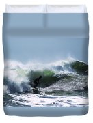 In The Green Water 2 Duvet Cover
