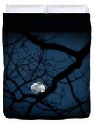 In The Light Of Night Duvet Cover