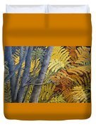 In The Maine Woods Duvet Cover