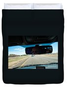 In The Road 2 Duvet Cover