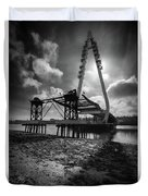 Northern Spire Bridge 4 Duvet Cover