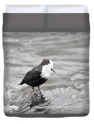 In The Water  Duvet Cover