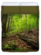 In The Woods_2 Duvet Cover